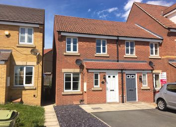 Thumbnail 2 bed end terrace house for sale in Rosehip Walk, Castleford