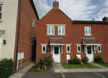 Thumbnail 3 bed semi-detached house to rent in Moray Close, Church Gresley, Swadlincote
