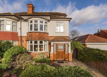 4 bed semi-detached house for sale in Lawford Road, London W4