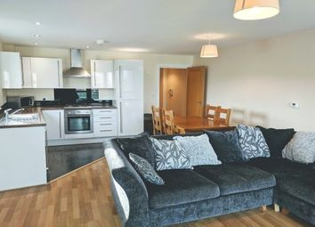 Thumbnail 2 bed flat to rent in 26 The Crescent, Plymouth