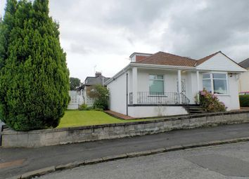 Thumbnail 4 bed bungalow for sale in Thornlea Drive, Giffnock, Glasgow