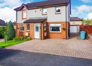 Thumbnail 3 bed semi-detached house for sale in Whitelees Road, Glasgow