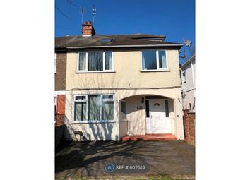 Thumbnail 4 bed semi-detached house to rent in Gordon Avenue, Stafford