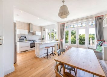 Thumbnail 4 bedroom semi-detached house for sale in Roxburgh Road, London