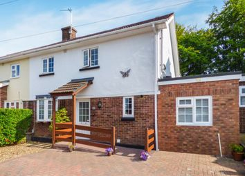 Thumbnail 5 bed semi-detached house for sale in Spinney Crescent, Dunstable