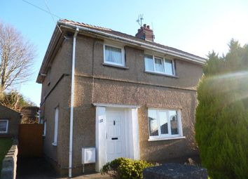 Thumbnail 3 bed property to rent in Heol Dewi Sant, Penllergaer, Swansea