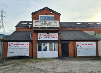 Thumbnail Leisure/hospitality to let in Unit 17 Sefton Industrial Estate, Sefton Lane