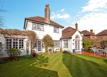 Thumbnail 3 bed detached house for sale in Hurstfield Drive, Taplow, Maidenhead, Berkshire