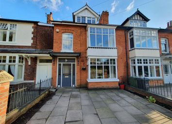 Thumbnail 5 bed semi-detached house for sale in Woodgate, Rothley, Leicester