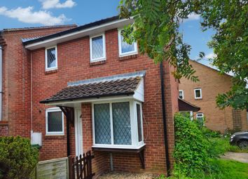 Thumbnail 1 bedroom end terrace house to rent in Turner Close, Aylesbury, Buckinghamshire
