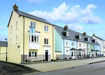 Thumbnail 3 bed end terrace house for sale in Quintrell Road, Newquay, Cornwall