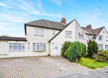 Thumbnail 5 bedroom semi-detached house for sale in Caldbeck Avenue, Worcester Park
