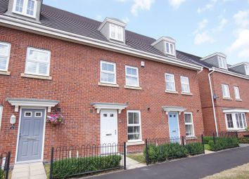Thumbnail 3 bed town house for sale in Moran Drive, Chapelford