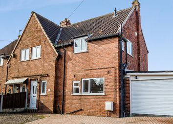 Thumbnail 3 bed semi-detached house for sale in Broadway, Pontefract