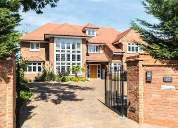 Thumbnail 7 bed detached house for sale in Aldenham Avenue, Radlett, Hertfordshire