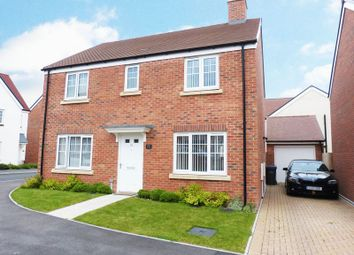 Thumbnail 4 bed detached house for sale in The Folly, Amesbury, Salisbury