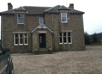 Thumbnail 5 bedroom farmhouse to rent in West Cultmulundie Farmhouse, Tibbermore, Perth