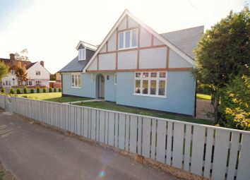Thumbnail 4 bed detached house to rent in Springhill Road, Saffron Walden