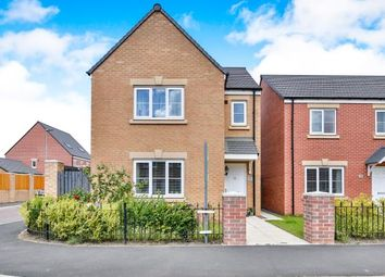 Thumbnail 3 bed detached house for sale in Sandringham Way, Newfield, Chester Le Street, Co Durham
