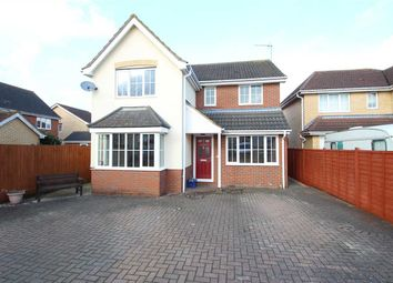 Thumbnail 4 bedroom detached house for sale in St. Agnes Way, Kesgrave, Ipswich