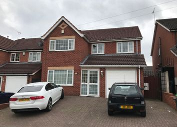 Thumbnail 5 bedroom detached house for sale in Devonshire Road, Smethwick