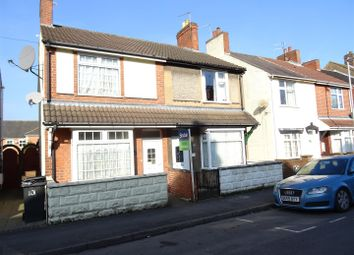 Thumbnail 3 bed semi-detached house for sale in Park Road, Coalville, Leicestershire