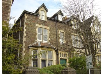 Thumbnail 4 bed flat to rent in Redland Road, Bristol