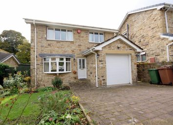 Thumbnail 4 bedroom detached house for sale in The Ghyll, Fixby, Huddersfield