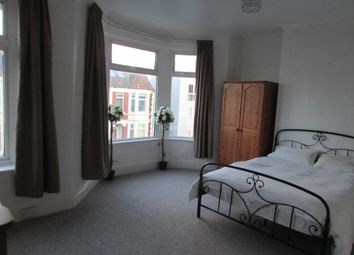 Thumbnail 5 bed property to rent in Malefant Street, Cathays