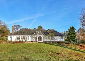 Thumbnail 3 bed detached bungalow for sale in Nanhill Drive, Woodhouse Eaves, Loughborough