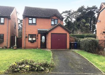 Thumbnail 4 bed detached house for sale in Millington Street, Rugeley