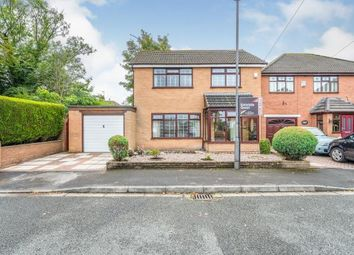 Thumbnail 3 bed detached house for sale in Lynn Close, St. Helens, Merseyside