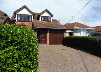 Thumbnail 4 bed detached house to rent in Mill Road, Billericay