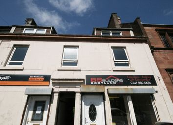 Thumbnail 2 bed flat for sale in Main Street, Neilston