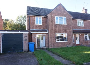 Thumbnail 3 bed end terrace house for sale in Glamorgan Road, Ipswich