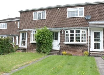 Thumbnail 2 bed town house to rent in Holkham Close, Arnold