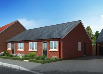 "Thumbnail 2 bed bungalow for sale in ""The Willow"" at Showground Road, Malton"