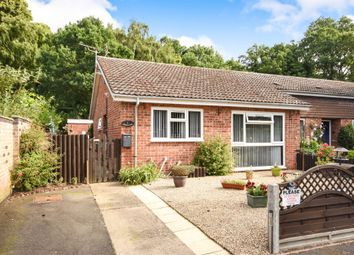 Thumbnail 2 bedroom terraced bungalow for sale in Juniper Close, Mildenhall, Bury St. Edmunds