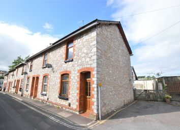 Thumbnail 2 bed end terrace house for sale in Pomeroy Road, Newton Abbot, Devon