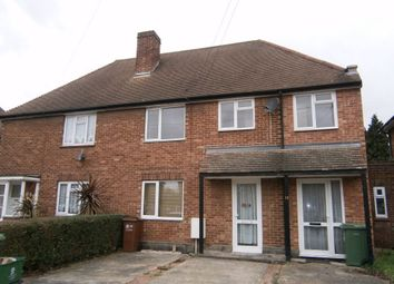Thumbnail 3 bed maisonette to rent in Frinton Road, Sidcup, Kent