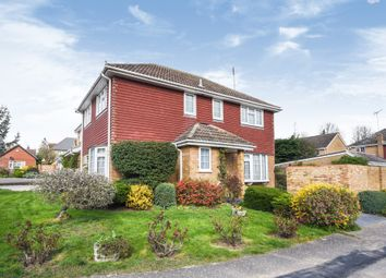 Thumbnail 4 bed detached house for sale in Sackville Close, Admirals Park, Chelmsford