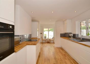 Thumbnail 5 bed terraced house for sale in Cambridge Gardens, Folkestone, Kent