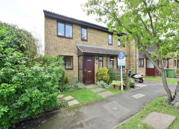 Thumbnail 2 bed end terrace house for sale in Tanners Close, Walton-On-Thames