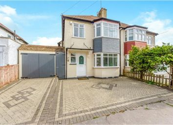 Thumbnail 3 bed semi-detached house for sale in Biggin Hill, London