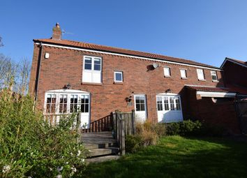 Thumbnail 5 bed detached house for sale in Low Road, Kirby Grindalythe, Malton