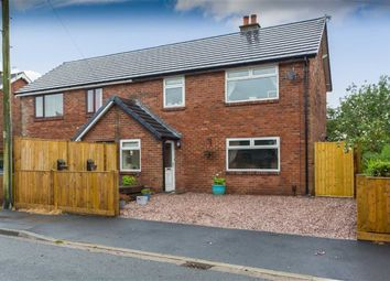 Thumbnail 3 bedroom semi-detached house for sale in Clitheroes Lane, Freckleton, Preston