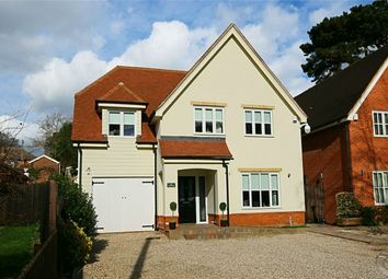 Thumbnail 4 bed detached house for sale in Applegate, Sawbridgeworth, Hertfordshire