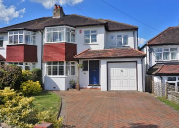 Thumbnail 4 bed semi-detached house for sale in Purley Bury Avenue, Purley