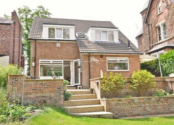 Thumbnail 3 bed detached house to rent in Wellington Road, Heaton Moor, Stockport