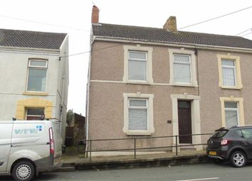 Thumbnail 3 bedroom semi-detached house for sale in Stepney Road, Llanelli, Carmarthenshire